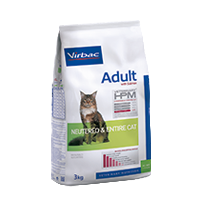 ADULT Salmon Neutered & Entire cat - Neutered cat